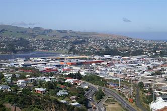 Photo: South Dunedin industrial area