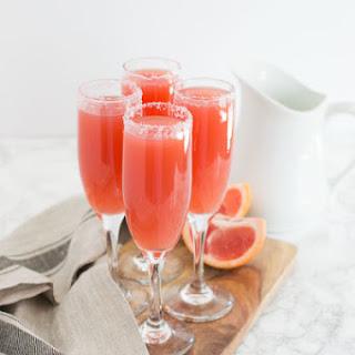 Sparkling Grapefruit Mocktail