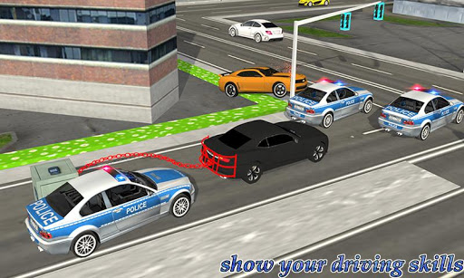 Police Car Chase:Fastest Furious Car Driving Sim 1.1 screenshots 1
