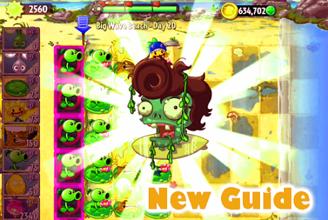 Tips Plants VS. Zombies 3 - náhled
