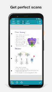 Notebloc: Scanner App - Scan, save & share as PDF