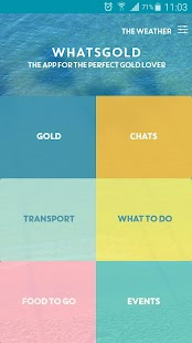 WhatsGold- screenshot thumbnail