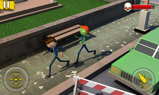 Halloween Sniper : Scary Zombies 1.6 screenshots 3