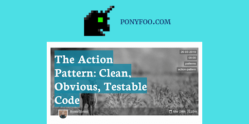 The Action Pattern: Clean, Obvious, Testable Code