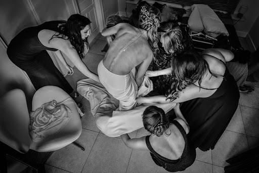 Wedding photographer Monika Zaldo (zaldo). Photo of 31.10.2017