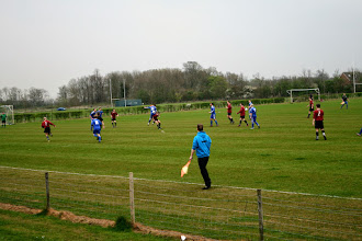 Photo: 03/04/14 v Meldreth (Cambridgeshire County League Bambridge Invitation Cup Round 1) 1-2 - contributed by Martin Wray