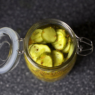 Homemade Sweet Pickles Recipes