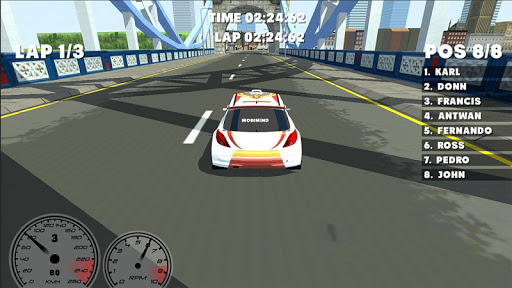 Super Rally Championship