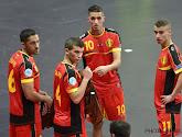 Futsal, la Belgique s'offre le quatre nations