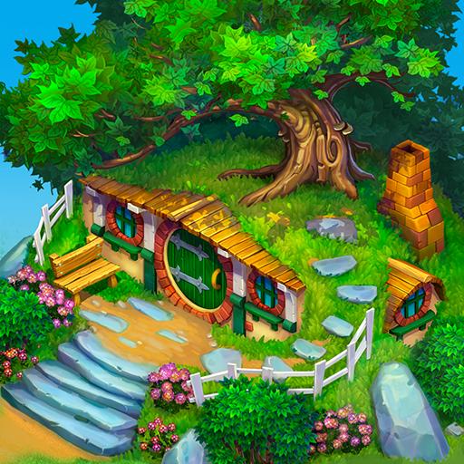 Baixar Farmdale - fazenda da família mágica para Android