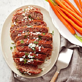 Crockpot Italian Meatloaf