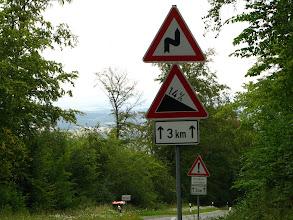 Photo: Piekielny podjazd na Rosstrappe