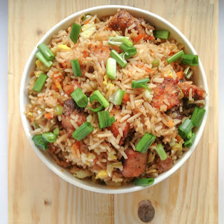 'The Take It Easy' Fish Fried Rice