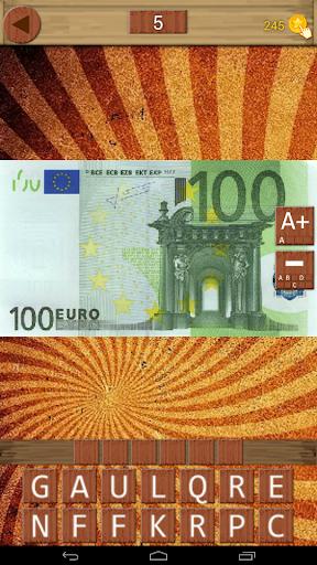 国通貨クイズを推測