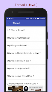 Learn Java and Android Question - Crack Interview - náhled