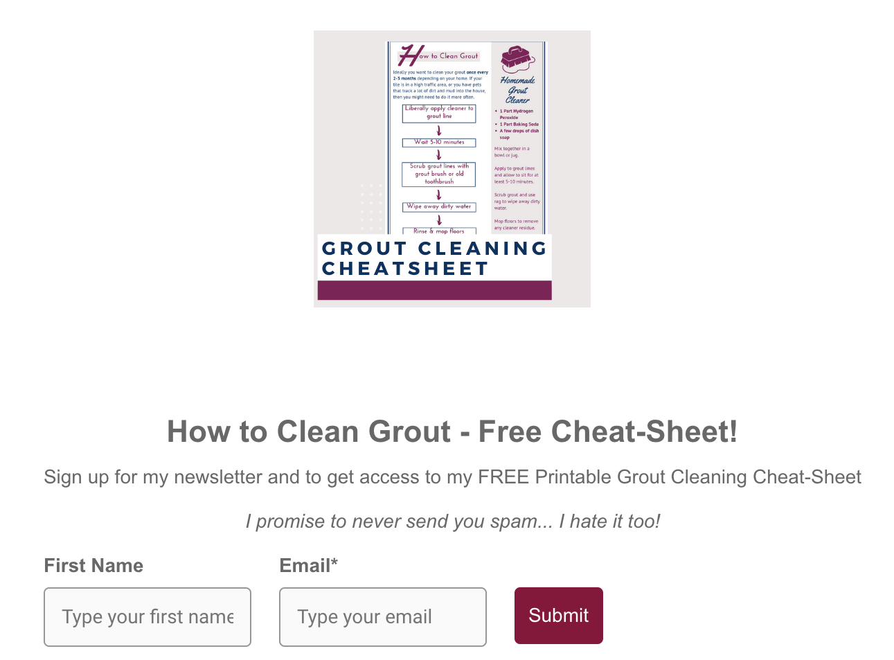 The cheat sheet lead magnet is a great option. It's very easy to create.