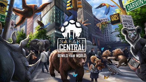 Safari Central screenshot 1
