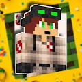 Ghostbuster SKIN for Minecraft PE APK