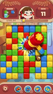 Peko Blast : Puzzle 18
