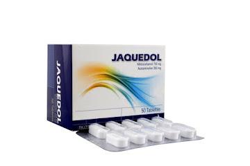 Solo Online Jaquedol 350/750 Mg   Tab/Comp x 50 Und