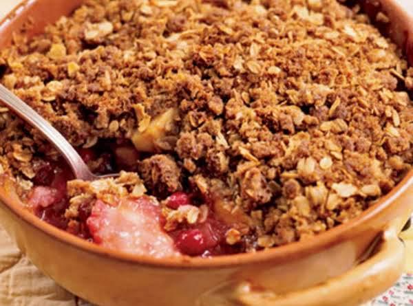 Cranberry Apple Bake