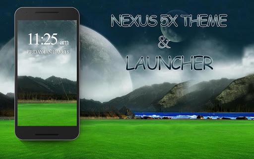 Theme for Nexus 5x