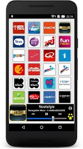 Radio Belgium screenshot 0