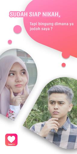 Taaruf ID : Cari Jodoh Siap Nikah 3.1.2 screenshots 1