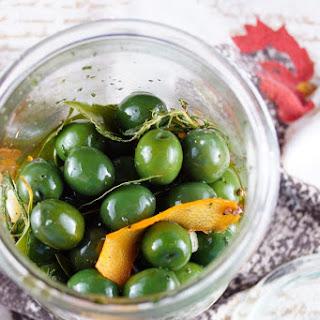 Herbed Castelverano Olives