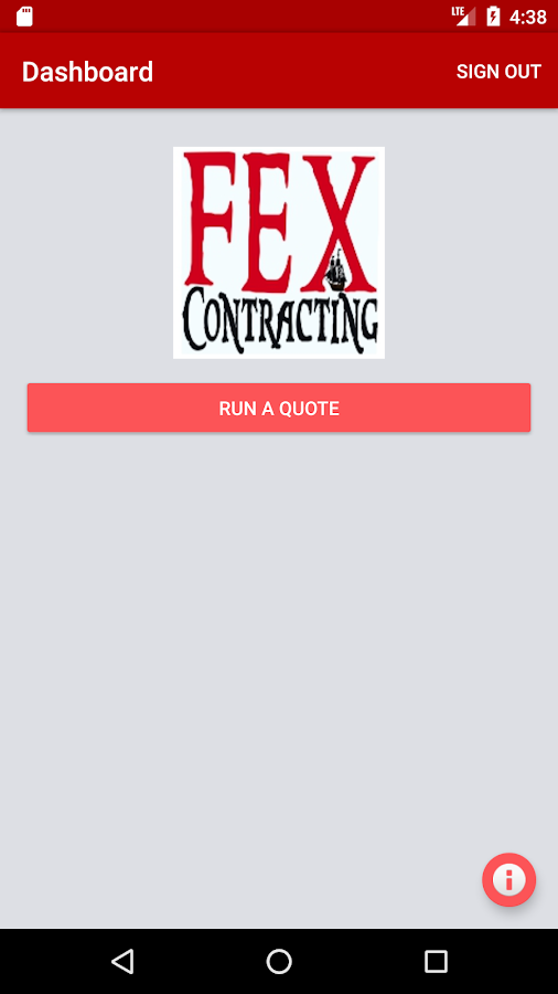 Fex Quotes Beauteous Fex Contracting Quoting Tools  Android Apps On Google Play