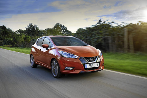 Nissan will launch the new Micra in SA in May as it tries to regain lost ground in the passenger car segment. Picture: NEWSPRESS UK