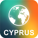 Cyprus Offline Map icon