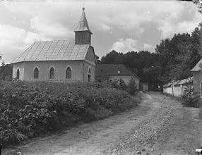 Photo: Kostolík v časti - Medvedzie.