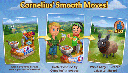 farmville 2 smoothie bar main