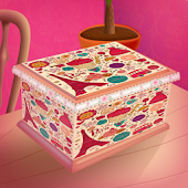 Girl Jewelry Box