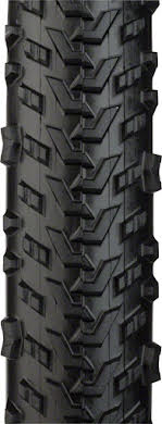 CST Thumper Tire 26 x 2.1 Single Compound, 27tpi, Steel Bead, Black alternate image 0