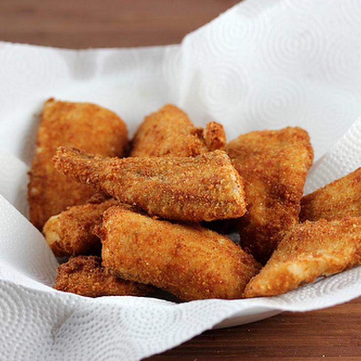 Deep Fried Tilapia