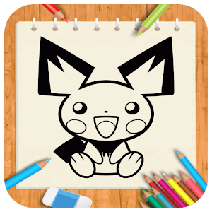 Draw cartoon Poke'mon for PC