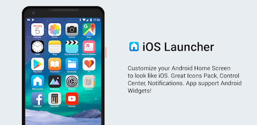 OS 11 Launcher - Phone X Style for PC