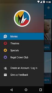 Regal Cinemas Screenshot 1
