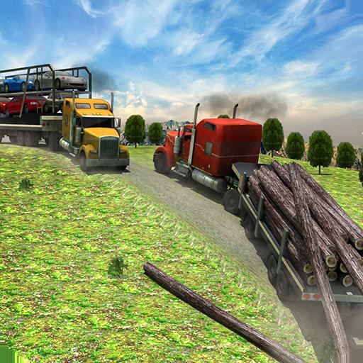 模擬App|貨物輸送トラックマニア3D LOGO-3C達人阿輝的APP