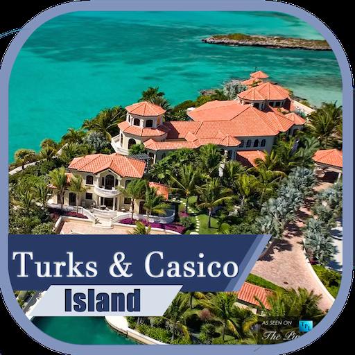 Turks & Caicos Island Offline Travel Guide