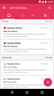 ActiveInbox: Succeed in Gmail™- screenshot thumbnail
