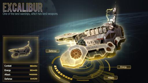 Ark of War - The War of Universe  screenshots 5