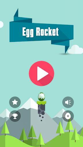 Egg Rocket