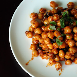 Hungarian Chickpeas