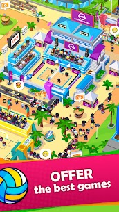 Sports City Tycoon MOD APK [Unlimited Money] Idle Sports Games Simulator 6