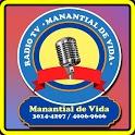 RADIO TV MANANTIAL DE VIDA icon