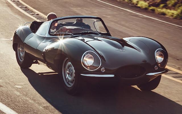 Jaguar XKSS Tab