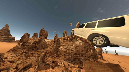 Climb Desert Jump 4x4